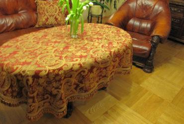 Obrusy i pokrowce na krzesła